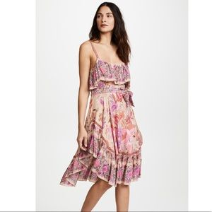 🆕Spell & The Gypsy Siren Song Flamingo Dress